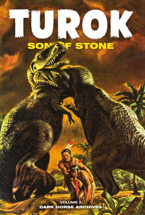 Turok son of stone arch v 2 creepy arch v 11