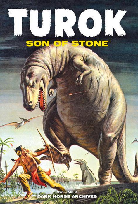 Turok son of stone arch v 3 creepy arch v 11