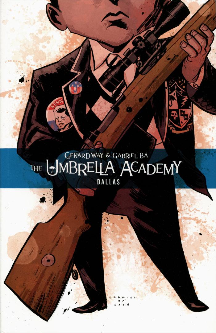 The Umbrella Academy...
