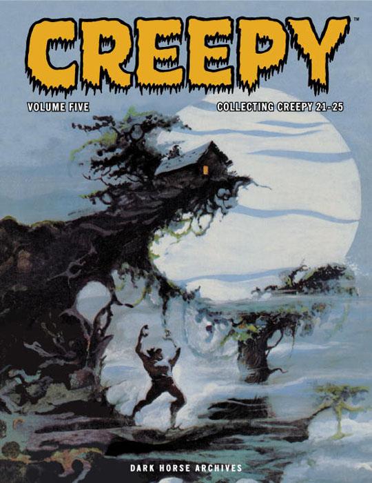 Creepy arch v 5 creepy comics volume 2