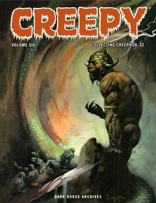 Creepy arch v 6 creepy comics volume 2