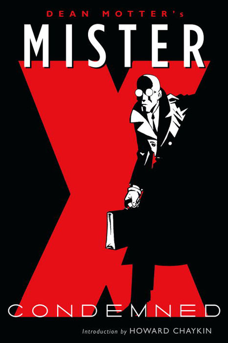 Mister x condemned mister miracle