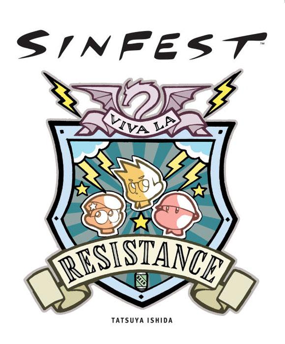 Sinfest viva la resistance resistance