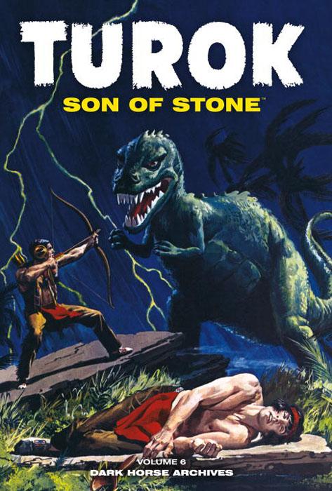 Turok son of stone arch v 6 creepy arch v 11