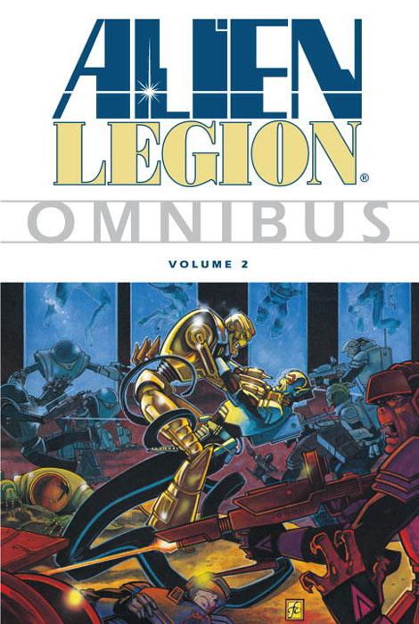 Alien legion omni v 2 alien legion omnibus volume 2