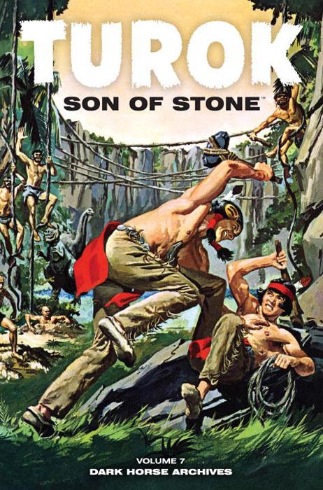 Turok son of stone arch v 7 creepy arch v 11