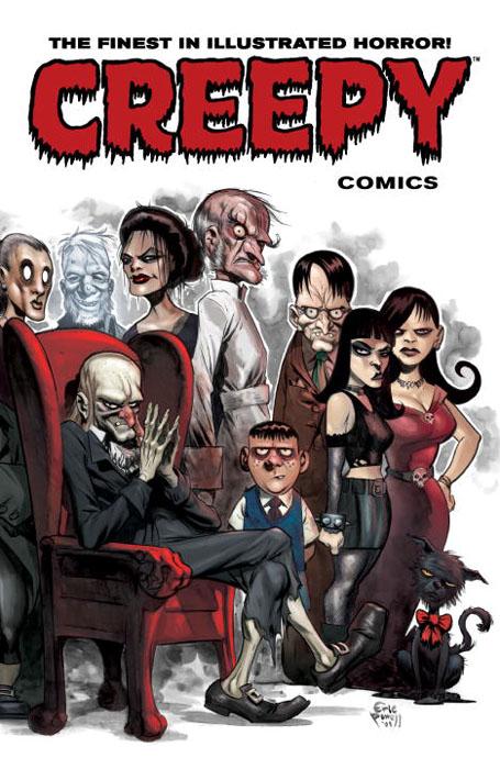 Creepy comics volume 1 creepy comics volume 1