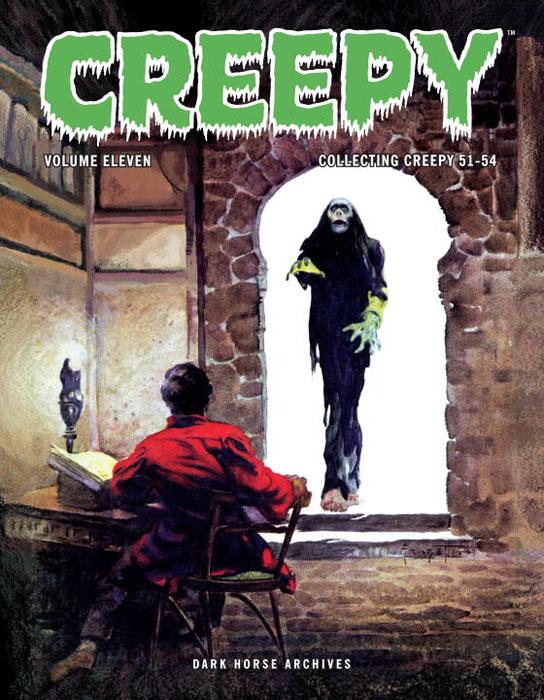 Creepy arch v 11 creepy comics volume 2
