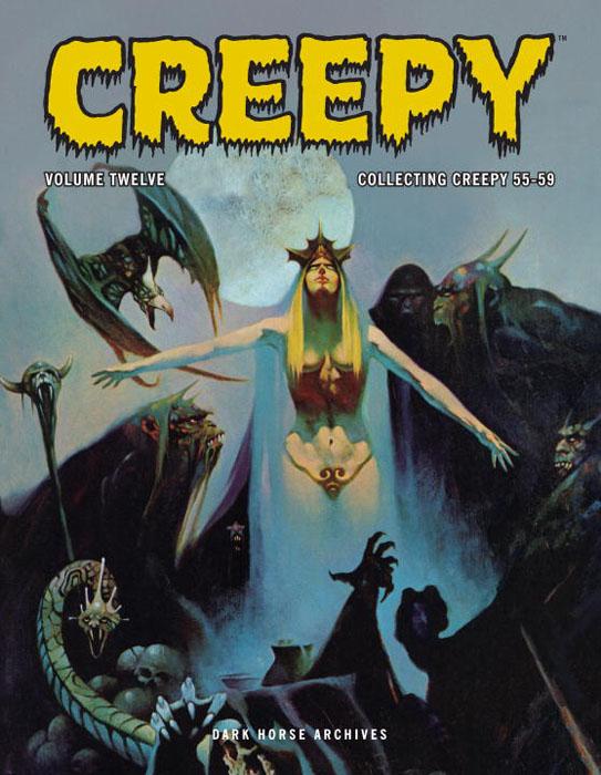 Creepy arch v 12 creepy comics volume 2