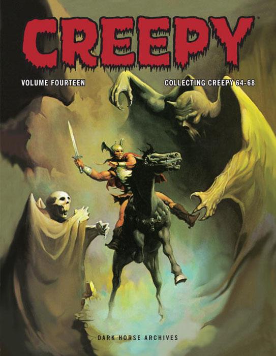 Creepy arch v 14 creepy comics volume 2