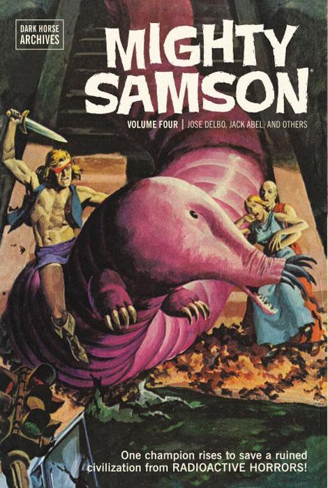 Mighty samson arch v 4 creepy arch v 11