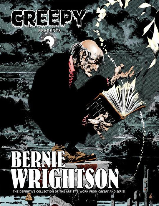 Creepy pres. Bernie wrightson creepy comics volume 1