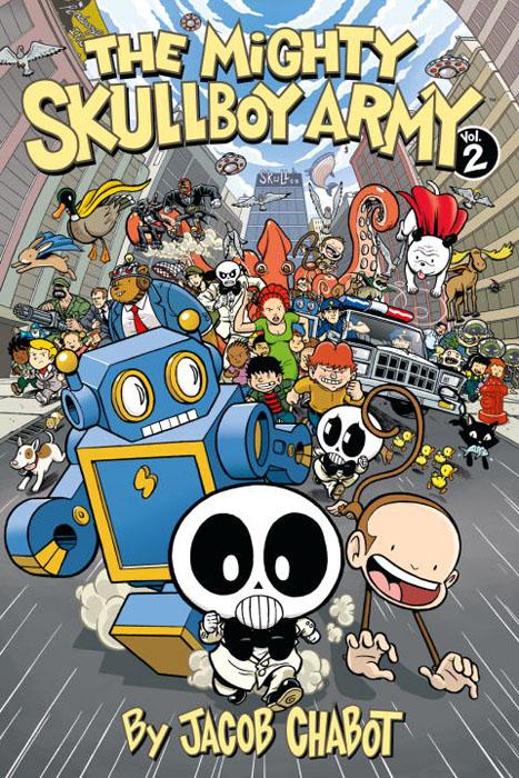 The mighty skullboy army v 2
