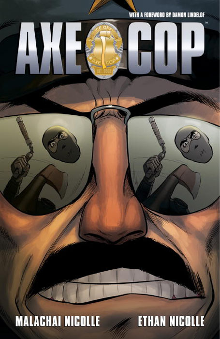 Axe cop vol. 3 ghost vol 3 2013 tpb