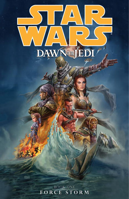 Sw dawn of the jedi v 1
