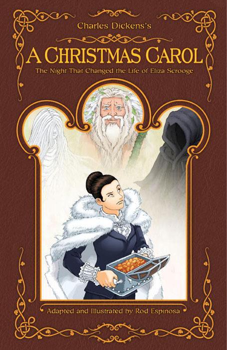 Christmas carol eliza scrooge a christmas carol and other christmas writings