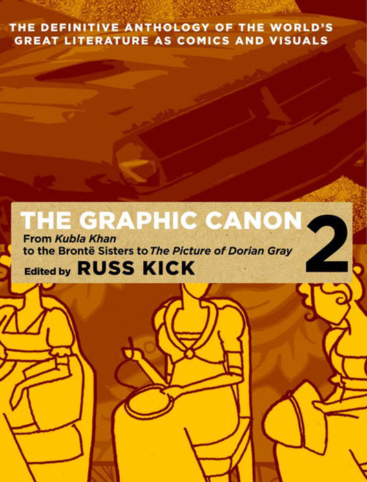Graphic canon vol.2, the b ichi vol 2