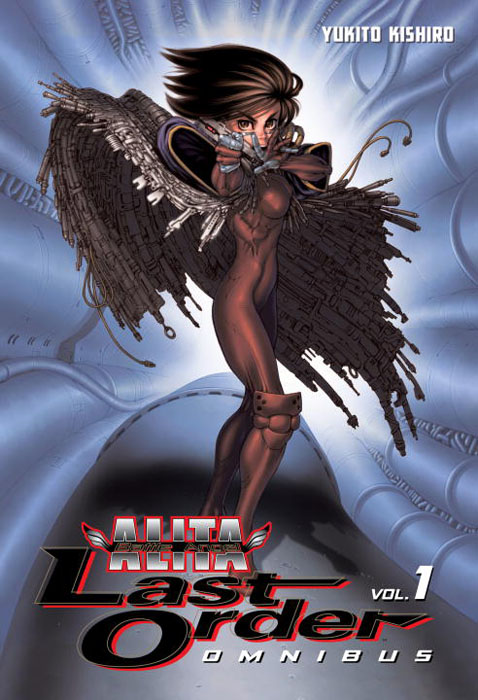 Battle Angel Alita: Last Order Omnibus: Volume 1
