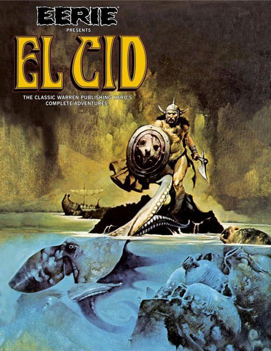 цена на Eerie presents el cid