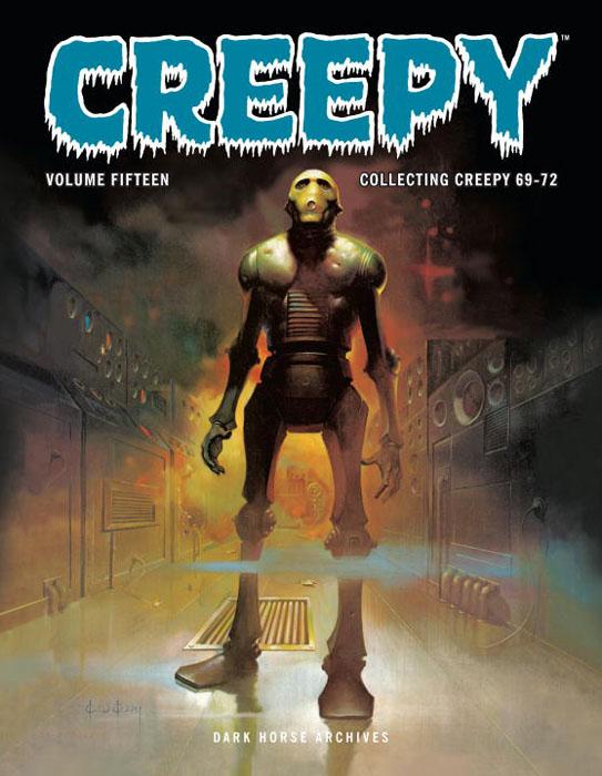 Creepy arch v 15 creepy comics volume 1