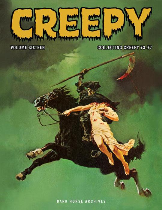 Creepy arch v 16 creepy comics volume 1