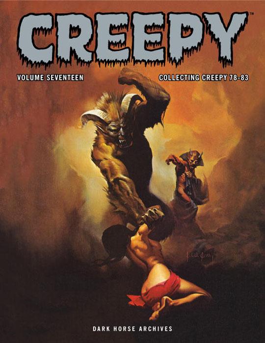 Creepy arch v 17 creepy comics volume 1