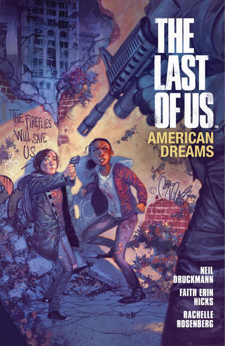 The Last of Us: American Dreams insurgent