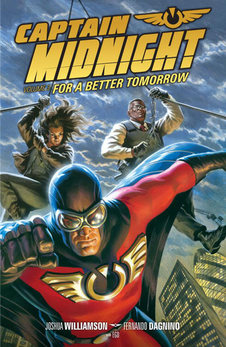 Captain midnight vol. 3 tpb kenya vol 3 aberrations