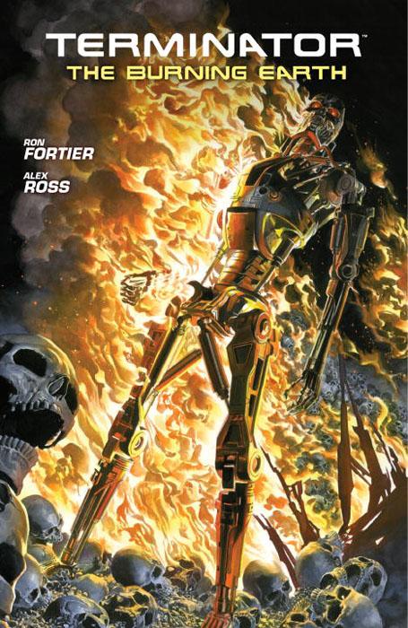 Terminator the burning earth nanjing the burning city