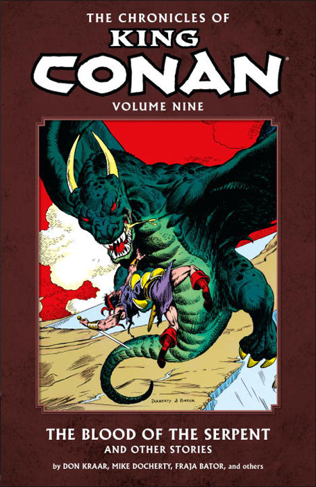 Chronicles king conan vol. 9 chronicles of king conan volume 6 a death in stygia and other stories