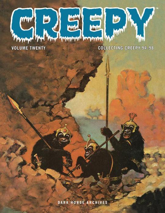 Creepy archives hc vol. 20 creepy comics volume 1