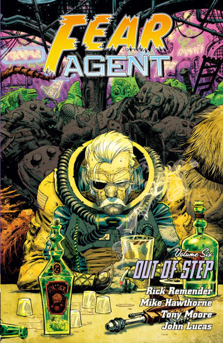 Fear agent vol 6 (2nd edition) эльф