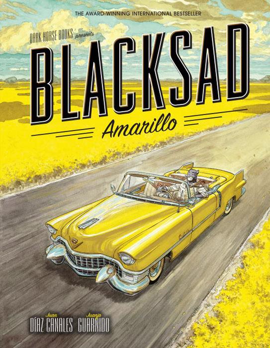 Blacksad: Amarillo the trouble with paradise