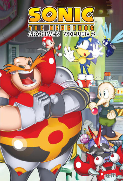 Sonic the Hedgehog: Archives: Volume 2