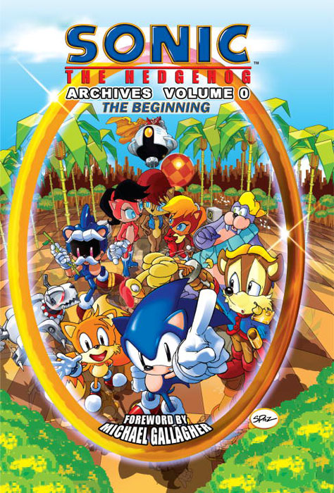 Sonic the Hedgehog Archives: Volume 0: The Beginning