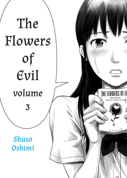 Flowers of evil, vol. 3 simple flowers