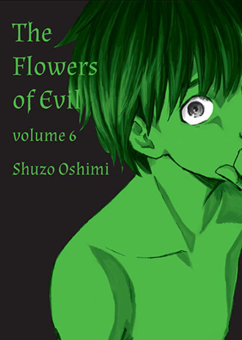 Flowers of evil, vol 6 simple flowers