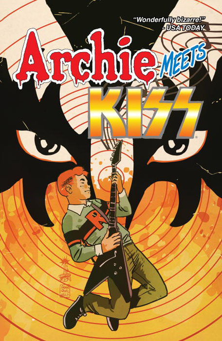 Archie meets kiss collector ed archie givens spirited minds