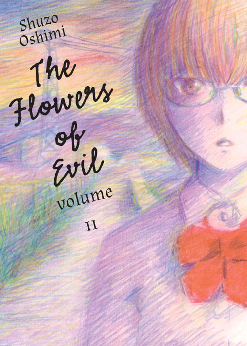 Flowers of evil, volume 11 childs laura steeped in evil