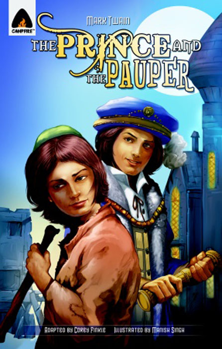 Prince and the pauper, the марк твен the prince and the pauper