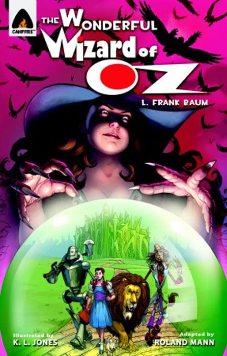 Wonderful wizard of oz, the practice tests for cambridge ket for schools sb