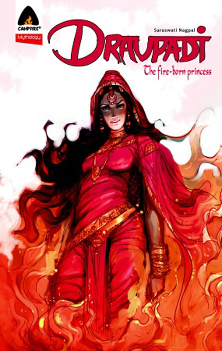 Draupadi: fire born princess fire giants
