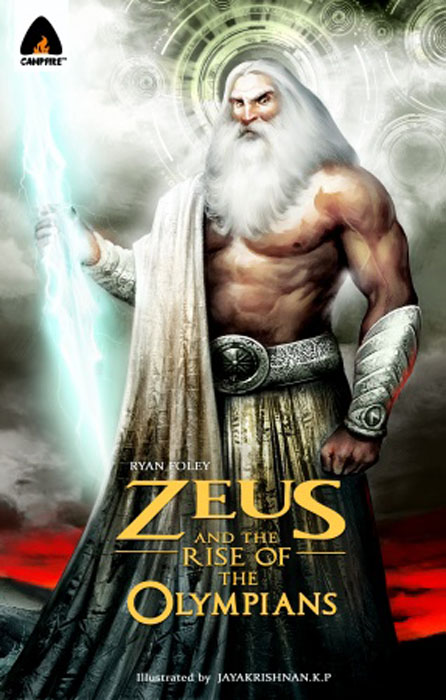 Zeus and rise of the olympians