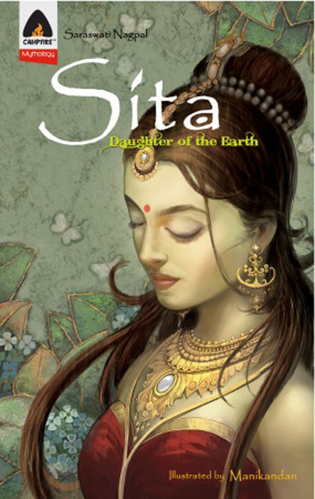 Sita: daughter of the earth virgin s daughter the