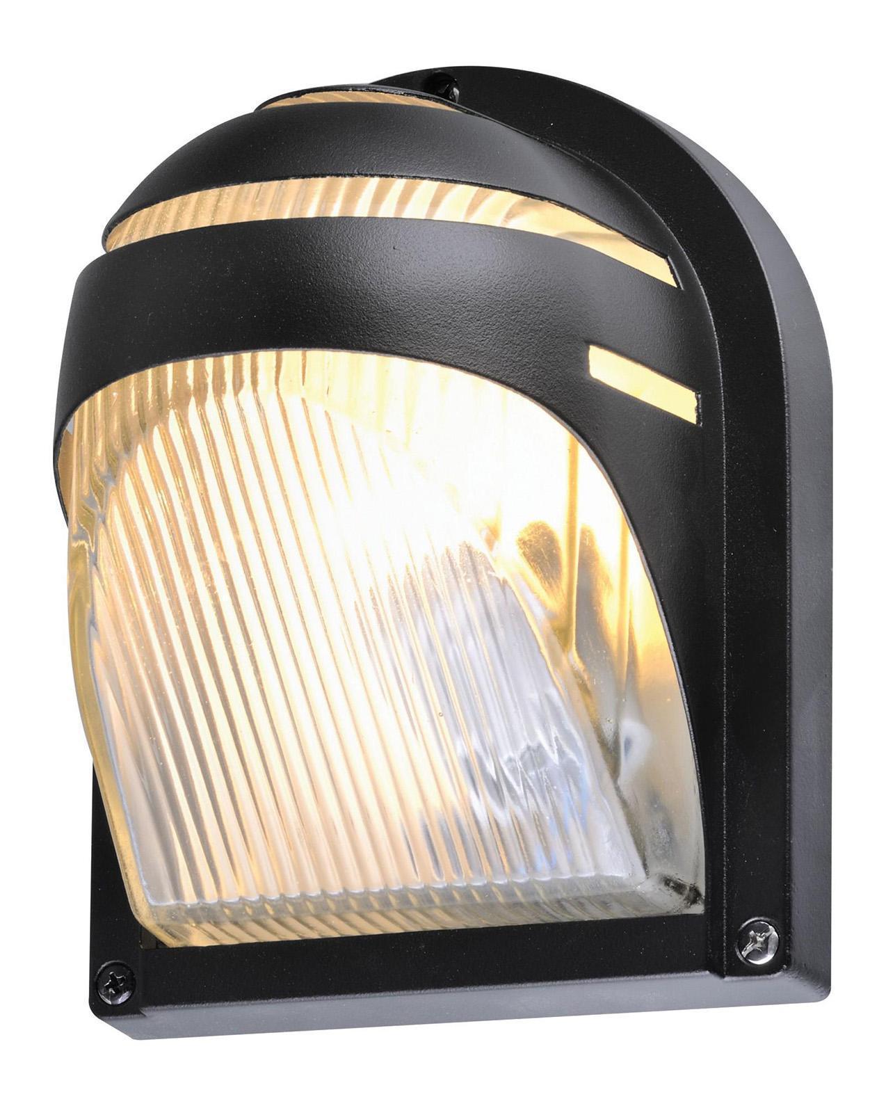 A2802AL-1BK URBAN Уличный светильник