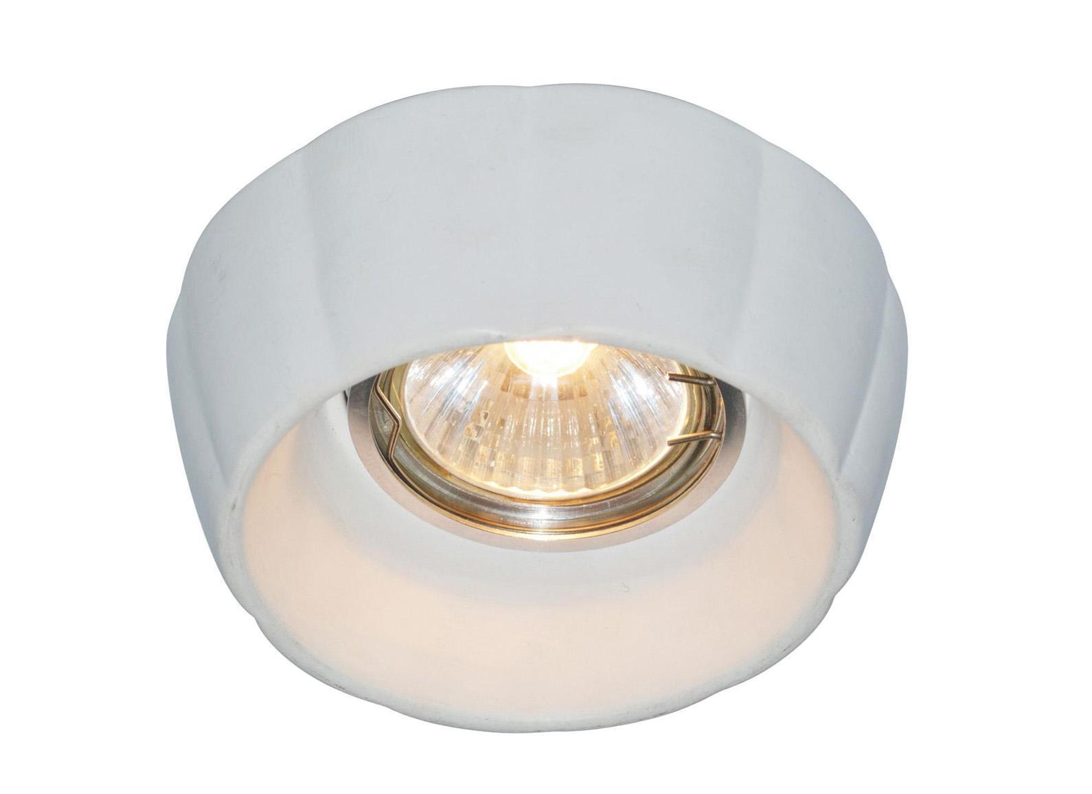 A5242PL-1WH CRATERE Встраиваемый светильникA5242PL-1WH1x50W; патроны GU10 и G5,3 в комплекте Материал: Арматура: КерамикаРазмер: 104x104x55Цвет: Белый