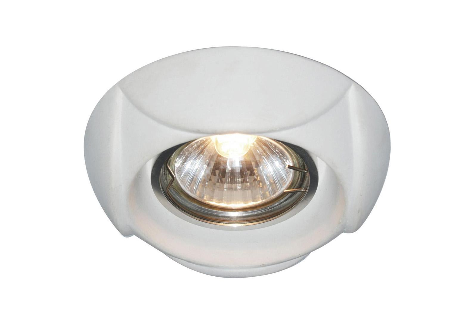 A5241PL-1WH CRATERE Встраиваемый светильникA5241PL-1WH1x50W; патроны GU10 и G5,3 в комплекте Материал: Арматура: КерамикаРазмер: 105x105x45Цвет: Белый