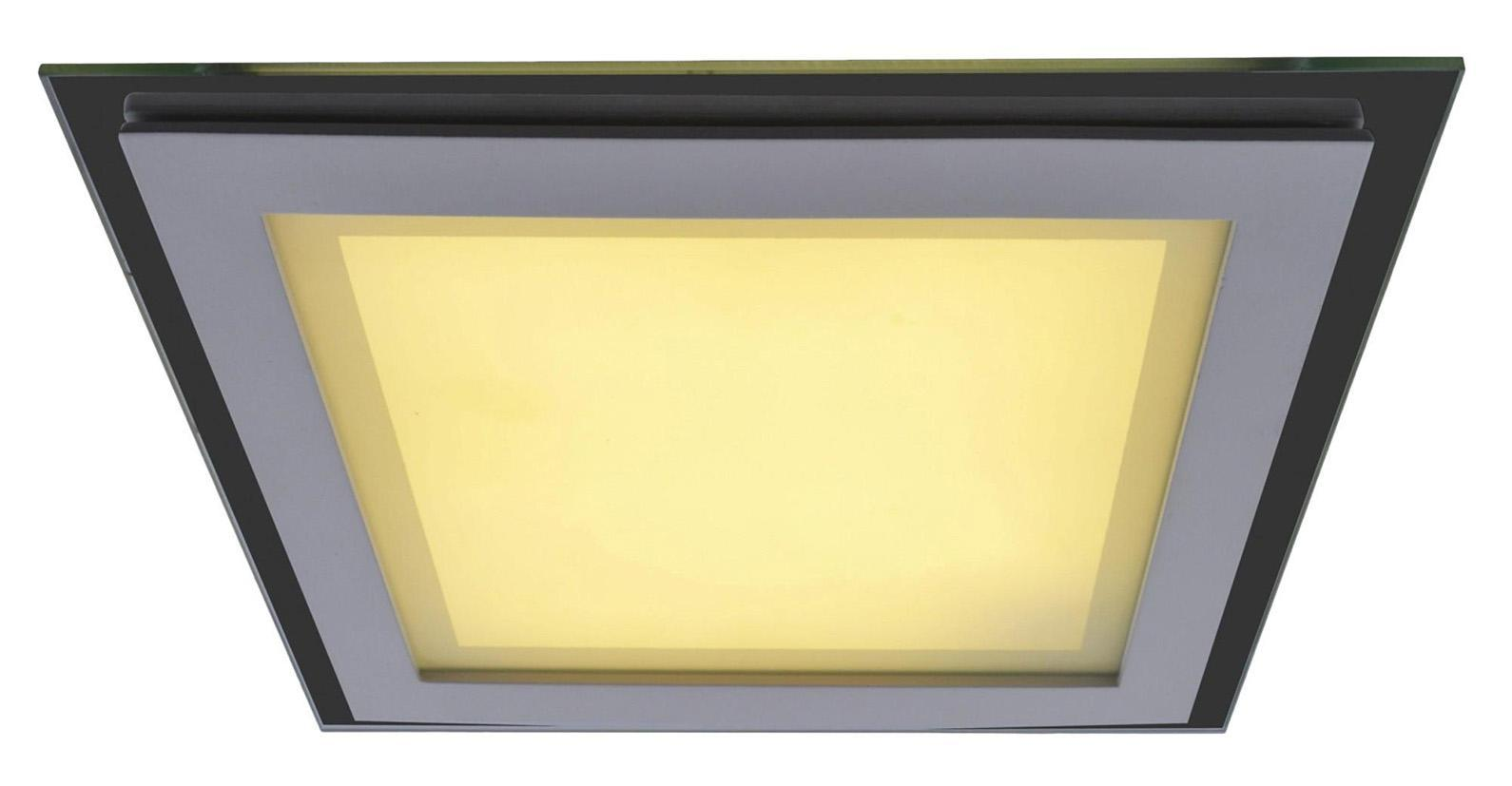 A4018PL-1WH RAGGIO Встраиваемый светильникA4018PL-1WH18W LED; 1440 lm Материал: Арматура: Алюминий / Элемент декора: СтеклоРазмер: 210x210x45Цвет: Белый