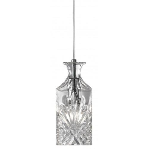Настенный светильник ARTE LAMP CARAFFA A4971SP-1CCA4971SP-1CCОригинальный и стильный светильник, который создаст неповторимую атмосферу у вас в квартире или на даче. Благодаря высококачественным материалам он практичен в использовании и отлично работает на протяжении долгого периода времени. Светильник без мерцания распространяет свет и не вредит вашим глазам.