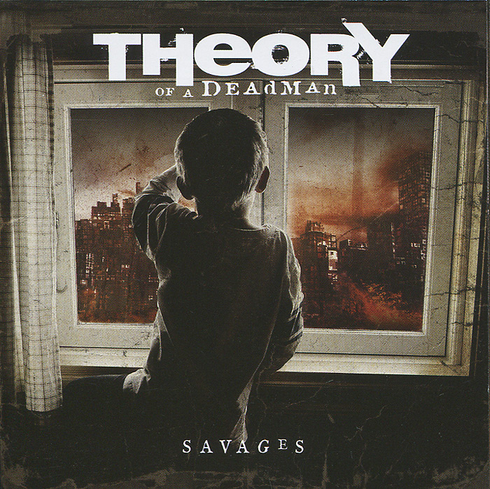 Theory Of A Deadman Theory of a Deadman. Savages толстовка wearcraft premium унисекс printio scorpion x sub zero mortal kombat